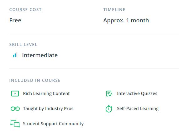 best google online courses