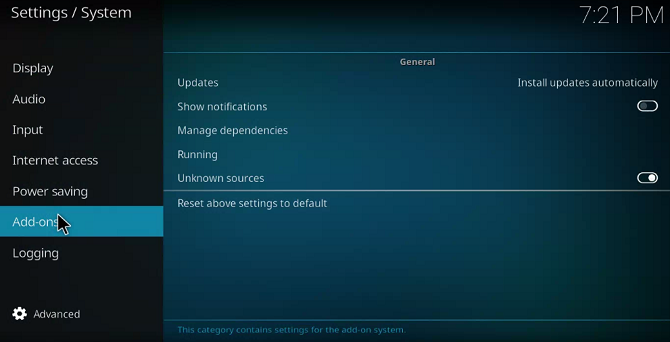 installing third party repos in kodi