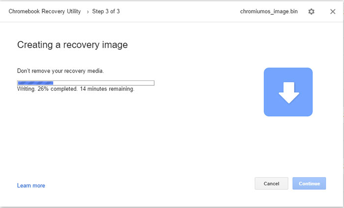 turn-laptop-into-chromebook-cloudready-recovery-utility-installation
