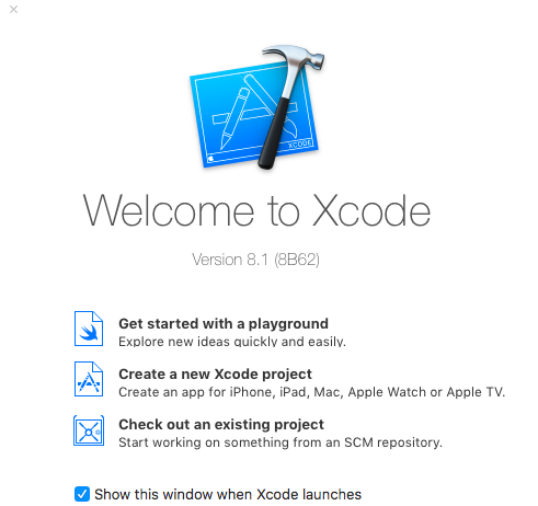 xcode for installing kodi