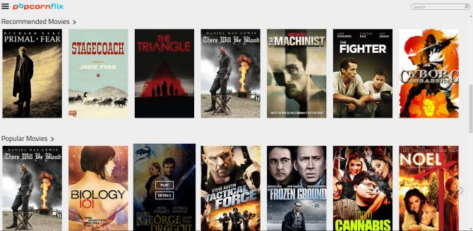The Best Free Movie Streaming Sites - Popcornflix