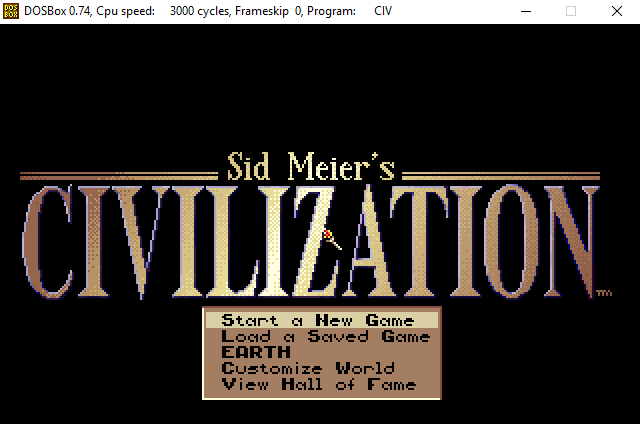 How to Play Almost Any Video Game on a Raspberry Pi muo gaming dosbox civ